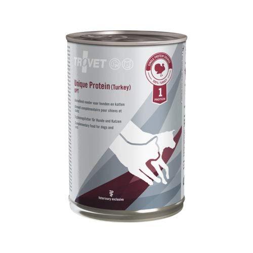Trovet Unique Protein UPT (Turkey) - 6 x 400 g