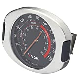 Taylor TYPTHOVENSS Pro Oven Thermometer with Hanging Clip/Stand, Stainless Steel
