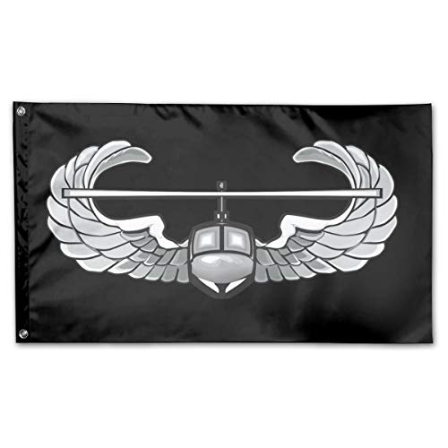 Coolguyid American Flag by U.S. Veterans Owned Air Assault Wings Flag 3x5 Ft