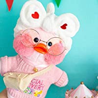 30 センチメートル韓国 着てヒアルロン酸黄色のアヒル人形アヒル アヒルぬいぐるみぬいぐるみアヒル人形誕生日