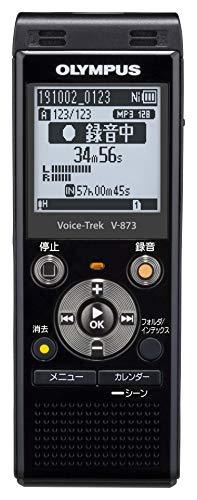 オリンパス OLYMPUS ステレオICレコーダー Voice Trek V-873 ブラック 8GB