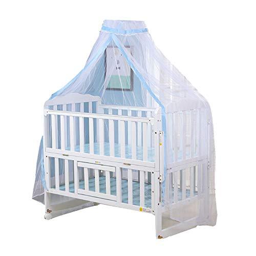 SH-RuiDu 1PC Crib Dome Net Baby Child Mosquito Net Newborn Foldable Mosquito Mesh Net
