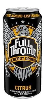 full throttle citrus