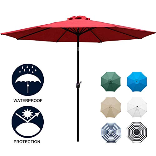 Best Windproof Patio Umbrella