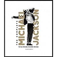 MICHAEL JACKSON マイケルジャクソン - THE COMPLETE MICHAEL JACKSON/ハードカバー/写真集