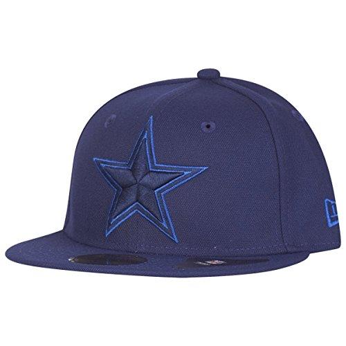 New Era League Pop 59Fifty Dallas Cowboys - Gorra, color azul azul...