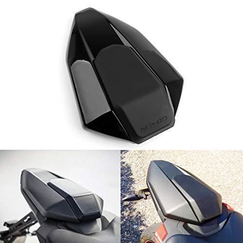 Artudatech Motorrad Soziusabdeckung Sitzkappe Verkleidung Heckabdeckung Rücksitzbezug Rear Seat Cowl Fairing Tail Cover für Yamaha MT-07 FZ-07 FZ07 2013-2017