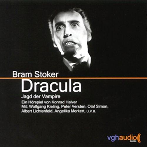 Dracula, Jagd der Vampire (Die schwarze Serie 2) Titelbild