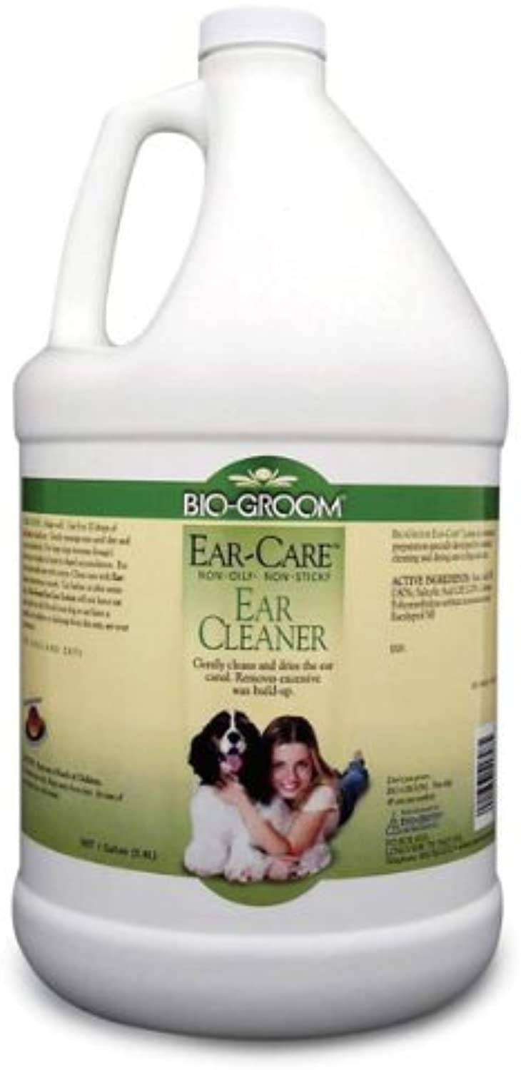 BioGroom Pet Ear Care Cleaner, 1Gallon
