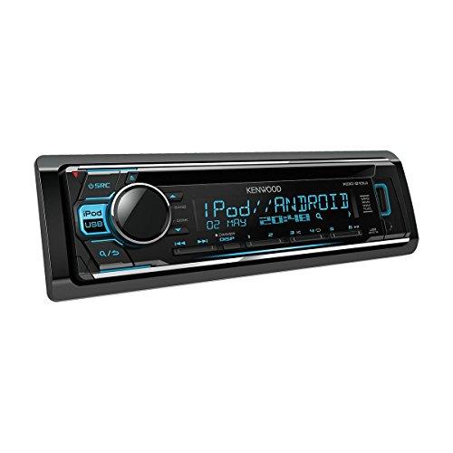 Kenwood KDC-210UI USB/CD Receiver schwarz