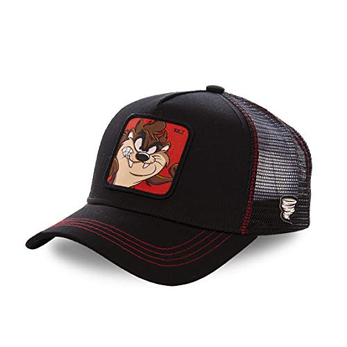 Capslab Taz Trucker Cap Looney Tunes