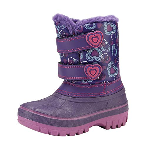 Kids Snow Boots Size 3
