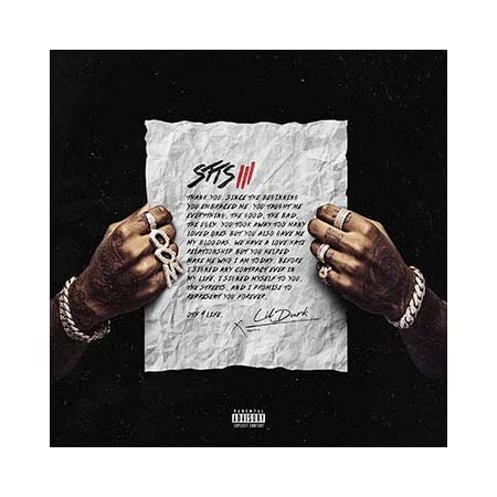 D-441 Lil Durk Just Cause Y/'all Waited New Rap Music Album Poster Art 24x36inch