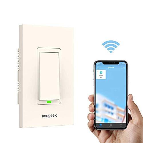 Koogeek Smart light Switch