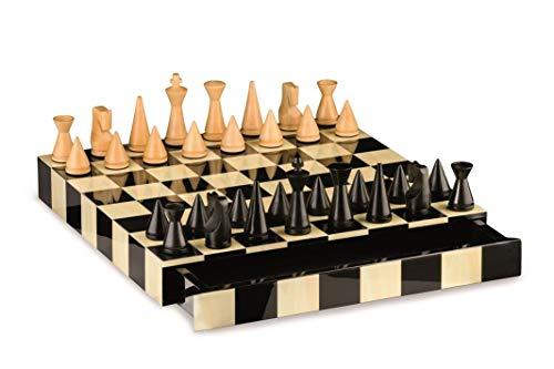 Cayro - Juego de Ajedrez — Juego de observación y lógica - Juego Mesa - Desarrollo de Habilidades cognitivas e inteligencias múltiples - Juego Tradicional (2630/A)