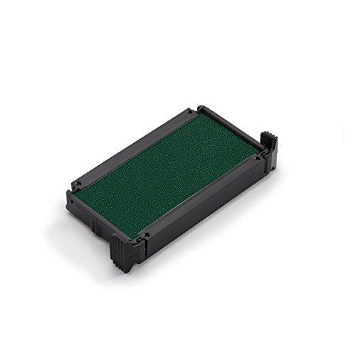 Recambio Cartucho de Tinta Trodat 6/4911 para Sellos de Entintaje Automático Printy 4911, 4911 Typo, 4800, 4820, 4822, 4846 y 4951 – Tinta Verde, Blíster 2u.