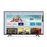 Mi 4X Pro 138.8 cm (55 Inches) 4K Ultra HD Smart Android LED TV L55M4-4XINA (Black) (2020 Model)