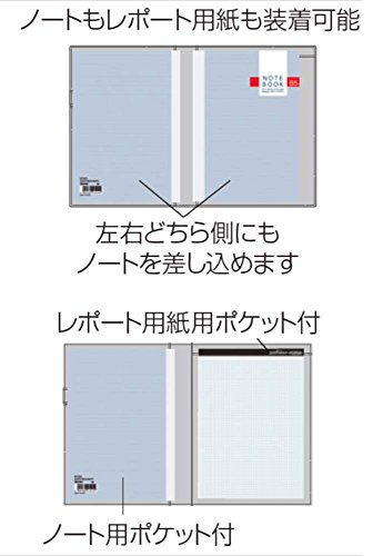 レイメイ藤井zeitVektor(ツァイトベクター)『レポートパッドA4』