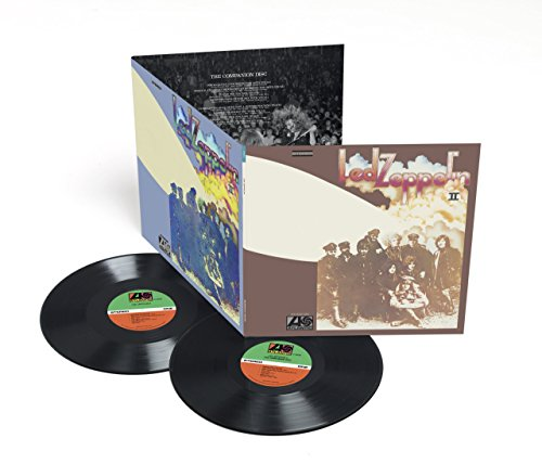 Led Zeppelin II (Deluxe Ed. Remastered) (2LP)