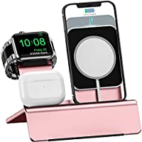 Olebr Aluminum Charging Stand Compatible with iWatch