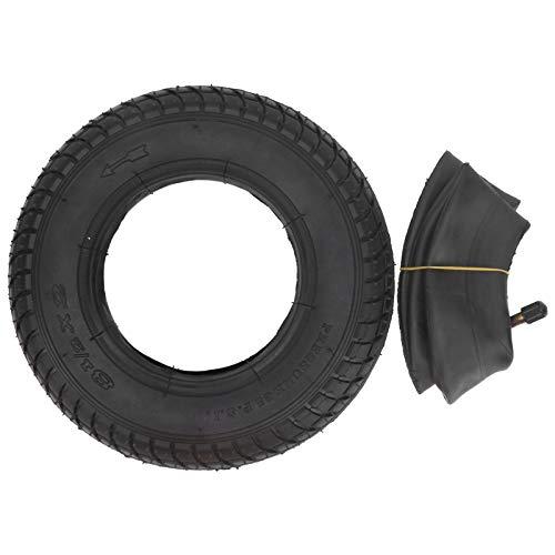 Neumático inflable de 8,5 x 2 pulgadas para scooter eléctrico, neumático, neumático interior y de cubierta, con efecto de absorción de impactos y efecto de disipación de calor rápido para scooter