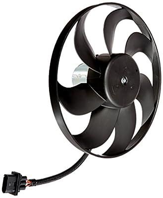MTC 4429 / 6X0-959-455F Engine Cooling Fan Motor (Left [250/60W - 345mm Dia] 6X0-959-455F MTC 4429 for Audi/Volkswagen Models)