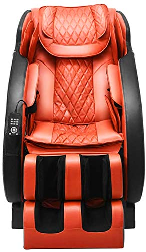 CLOTHES 3D Massagesessel, SL Schienen Robotic Massagesessel Zero Gravity Startseite Körper Sofa für Hause und Büro