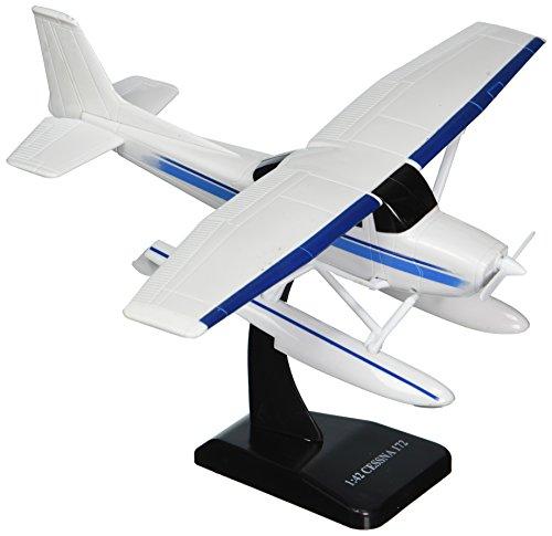 Daron Sky Kids Cessna C172 Skyhawk with Floats Vehicle (1/42 Scale)