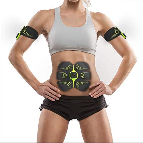 Elektrische Stimulatoren Bauch MuskelMassager Exerciser Faule Muscle Fitness Bauchmuskeln EMS Fitness Muskelbauch 0105