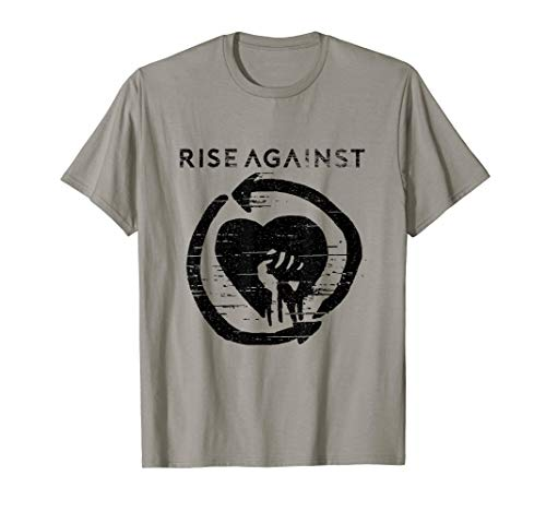 Rise Against - New Heartfist - Official Merchandise T-Shirt