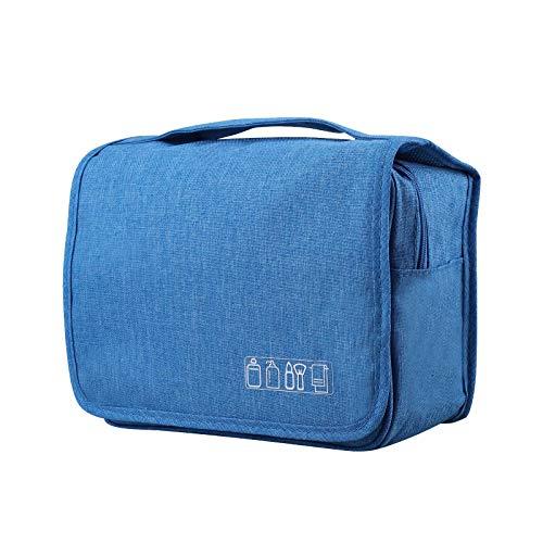 トイレタリーバッグ バッグ ポーチ フック付き 化粧ポーチ 洗面用具入れ 吊り下げ トラベルポーチ 折り畳み 収納バッグ