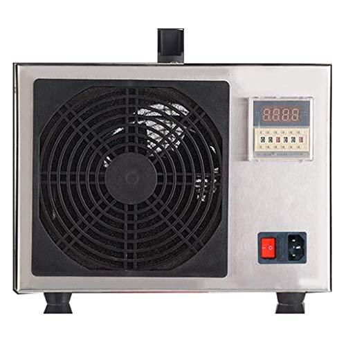 ZHAS El ozono Industrial 20g h purificador de Aire para Reproducir Plantas, Talleres de Alimentos, Oficina, Brote Prevenir