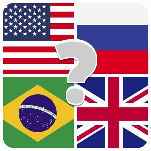 Flaggen Quiz - Errate die Flagge auf dem Bild