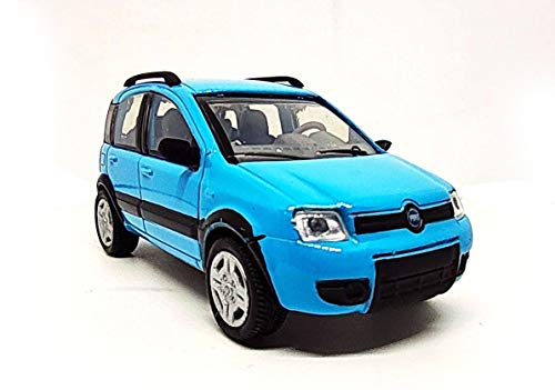 Generico NewRay Fiat Panda 4x4 2006 Color Azul 1:43
