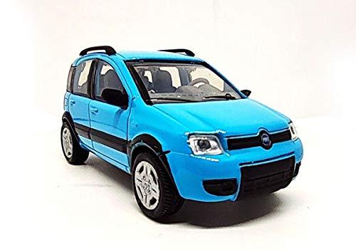 Generico NewRay Fiat Panda 4x4 2006 Colore Azzurro 1:43