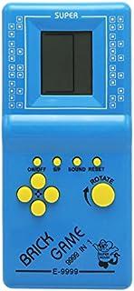 Rétro Portable brique Handheld brique Cubo Game Console Enfants Electronic Brick GamesToys Built-in 23 jeux