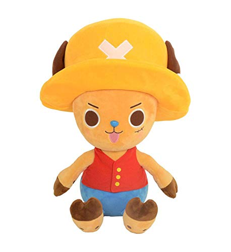 Sakami Merchandise Peluche Chopper x Luffy 20 cm. One Piece
