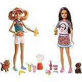Barbie FHP62 Cooking & Baking Skipper Puppe & Zubehör, bunt