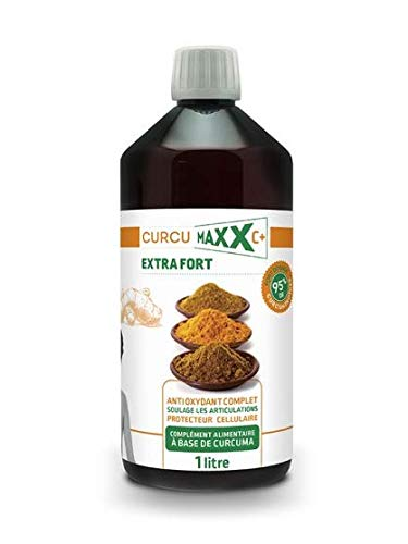 Curcumaxx Extra fort + 250 ml offert