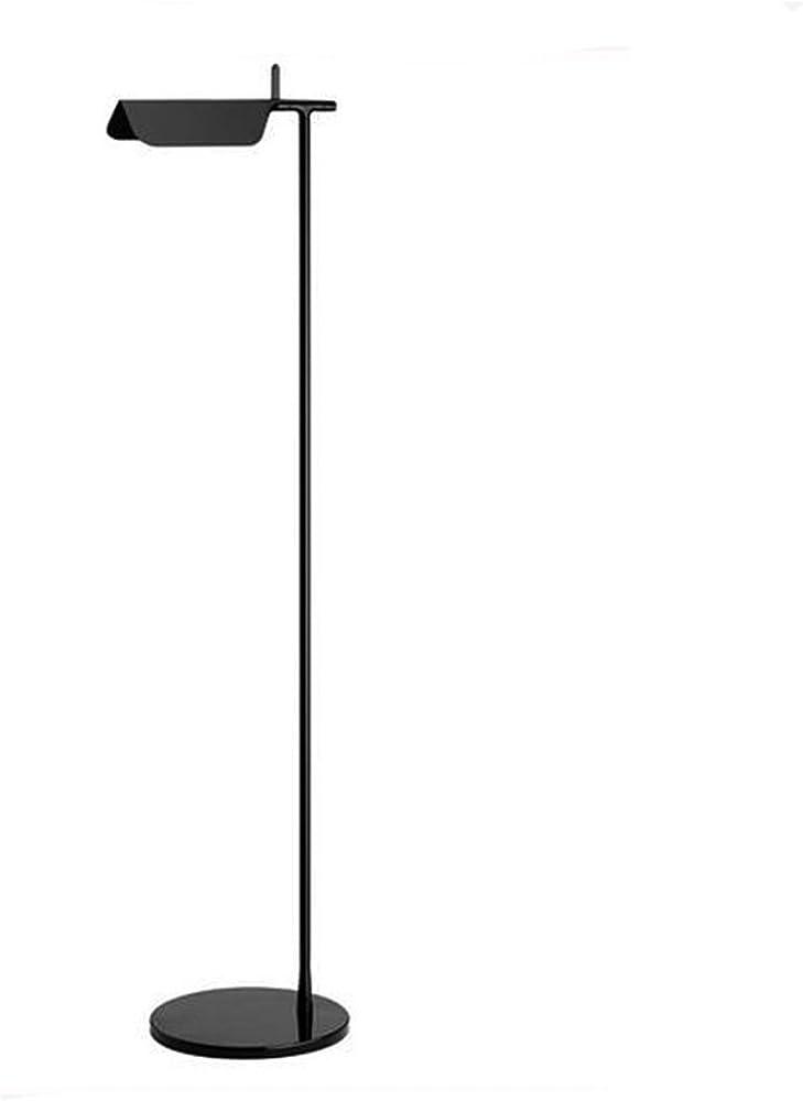 Flos tab f lampada, 9 watts, nero 7438629236341