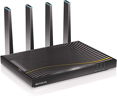 Netgear C7500-100NAS NETGEAR Nighthawk X4 (24x8) AC3200 DOCSIS 3.0 Cable Modem WiFi Router Combo Gateway| Certified for Xfinity by Comcast, COX, Spectrum & More(C7500-100NAR) (Renewed)