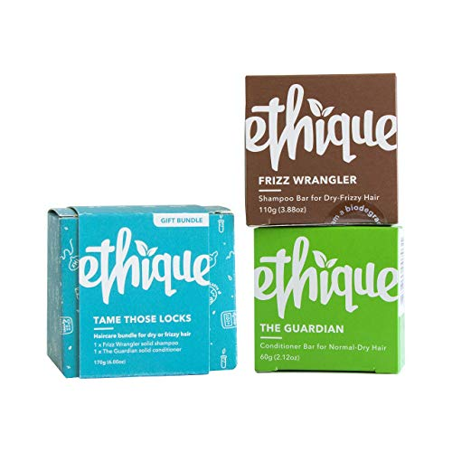 Ethique Shampoo and Conditioner Set for Dry Hair,...
