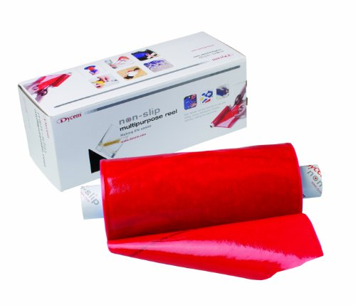 Dycem - 50-1500R Non-Slip Material Roll, Red, 8