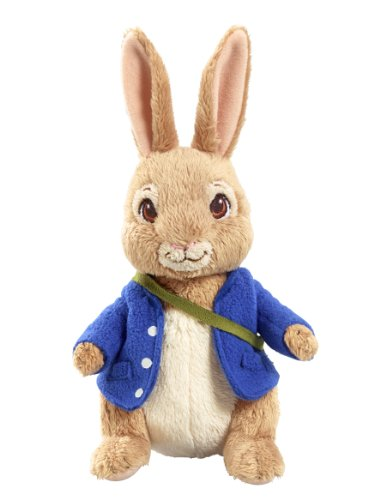 Peter Hase und seine Freunde - Peter Rabbit  Plüsch [UK Import]