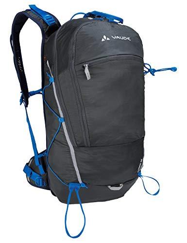 VAUDE Larice 26, Innovativer Skitourenrucksack für schnelle Touren Rucksack, 53 cm, 26 Liter, Iron