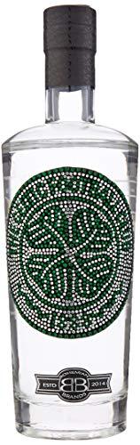 Bohemian Brands Crystal Edition Celtic FC Premium Vodka Scottish Football 70 cl 700 ml