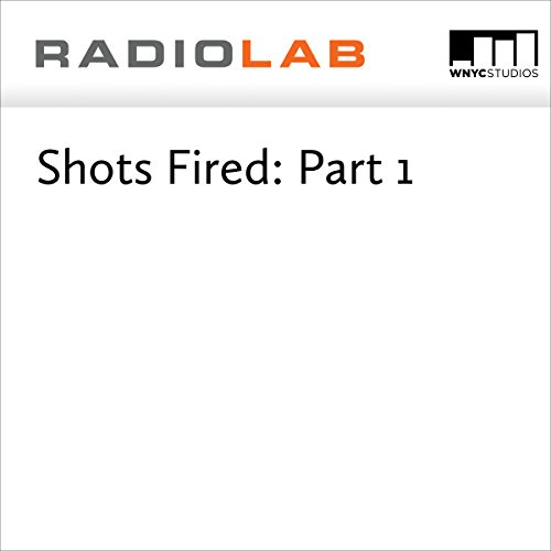 Shots Fired: Part 1 audiobook cover art