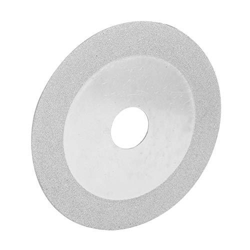 Diamant Kreissägeblätter Trennscheibe Trennscheibe Für Glas kristall Bienenwachs Dia 4.9in 5.9in(125 * 20 * 1.0)