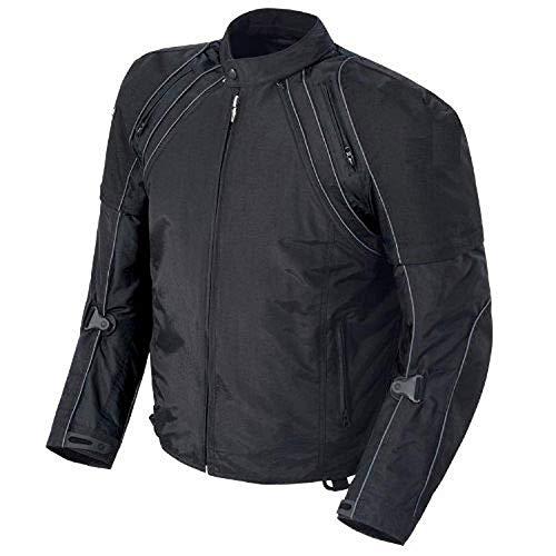 Herrenschutz Armour Biker Motorrad-Motorrad-Jacke Wasserdicht