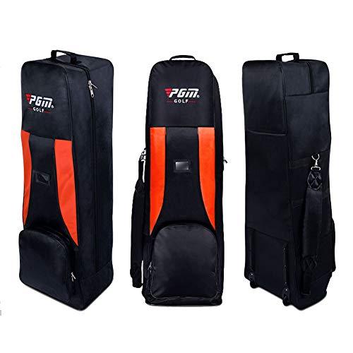 PGM Gepolsterte Golf Bag Travel Cover mit Rollen 1